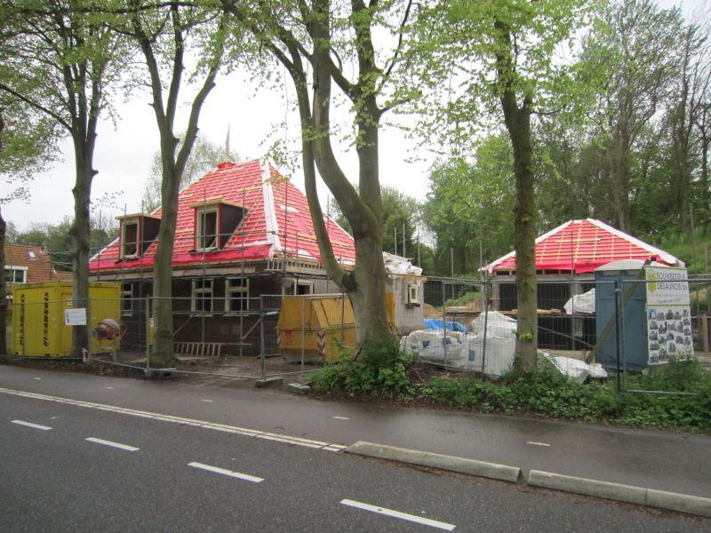 Vrijstaand Huis Bouwen : Ontwerp voor het bouwen van een vrijstaand woonhuis in jaren