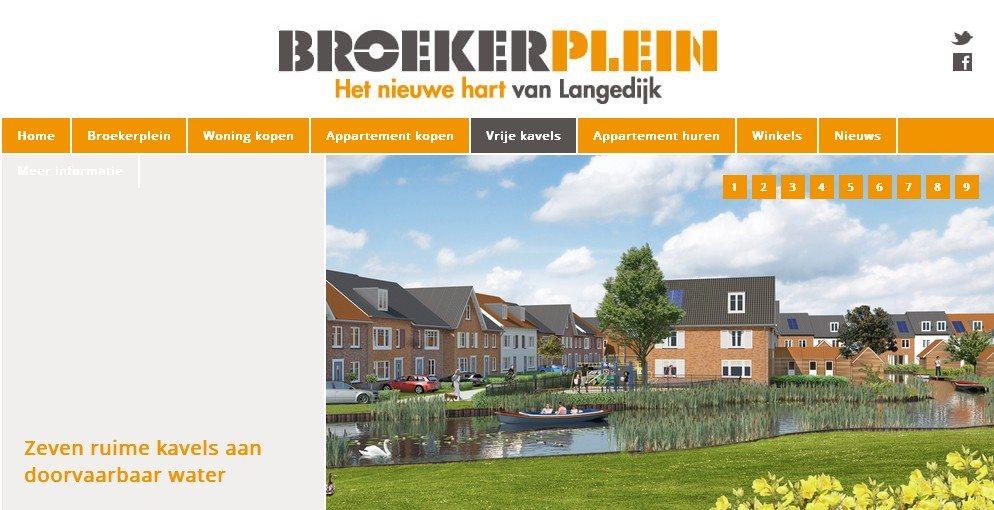 Broekerplein Langedijk Desaunois