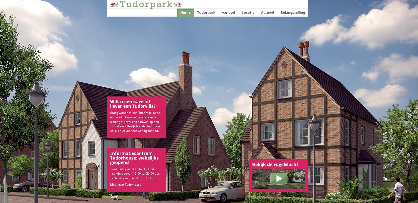 Tudorpark te Hoofddorp Desaunois